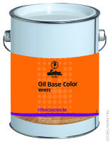 Паркетное масло LOBASOL Oil Base Color красный