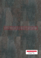 Виниловые полы PROGRESS Stone Metallic Black