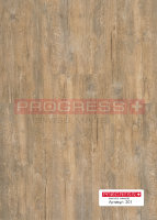 Виниловые полы PROGRESS Wood Oak Brown Limewashed