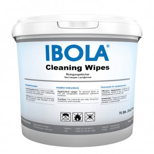 IBOLA/ Cleaning wipes